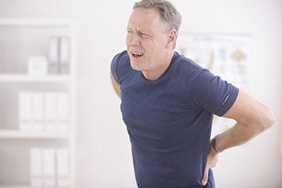 Beckenschiefstand mit Osteopathie behandeln