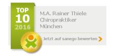chiropraktik münchen sanego