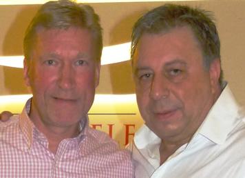 Drei Fragen an Fussballprofi Uwe Rahn